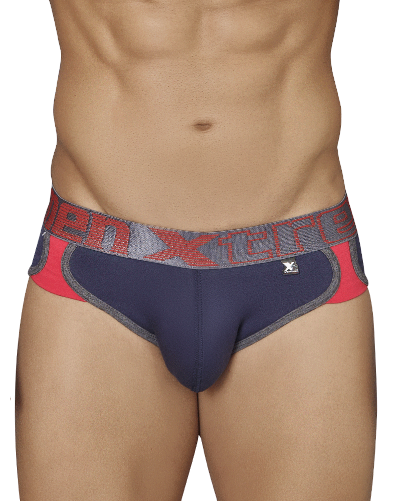 Xtremen 41309 Briefs Cotton Blue