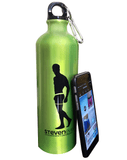 Aluminum Sports Bottle 26-Ounce - Steveneven.com