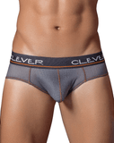 CLEVER 5326 World Citizen Latin Brief Gray