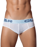 Clever 5333 Trendy Latin Brief White