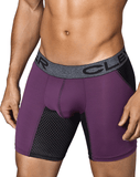 Clever 9157 Wild Street Boxer Briefs Purple