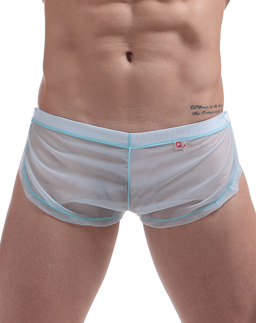 PETITQ PQ160704 Snap Shorts Blue - Steveneven.com