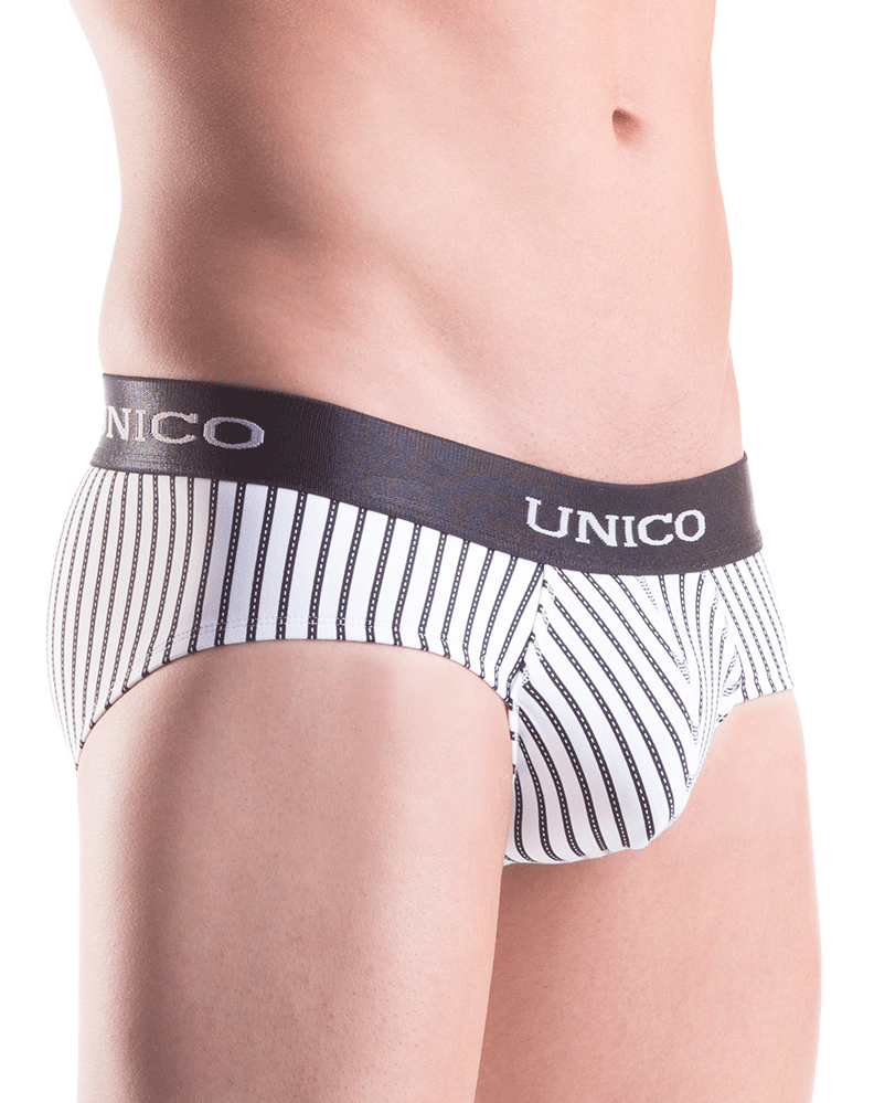 Mundo Unico 1400050264 Briefs Timon Microfiber White