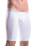 Mundo Unico 9610100100 Boxer Brief Cristalino Cotton White 15