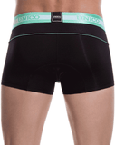 Unico 1801010013999 Boxer Briefs Abhi  Black