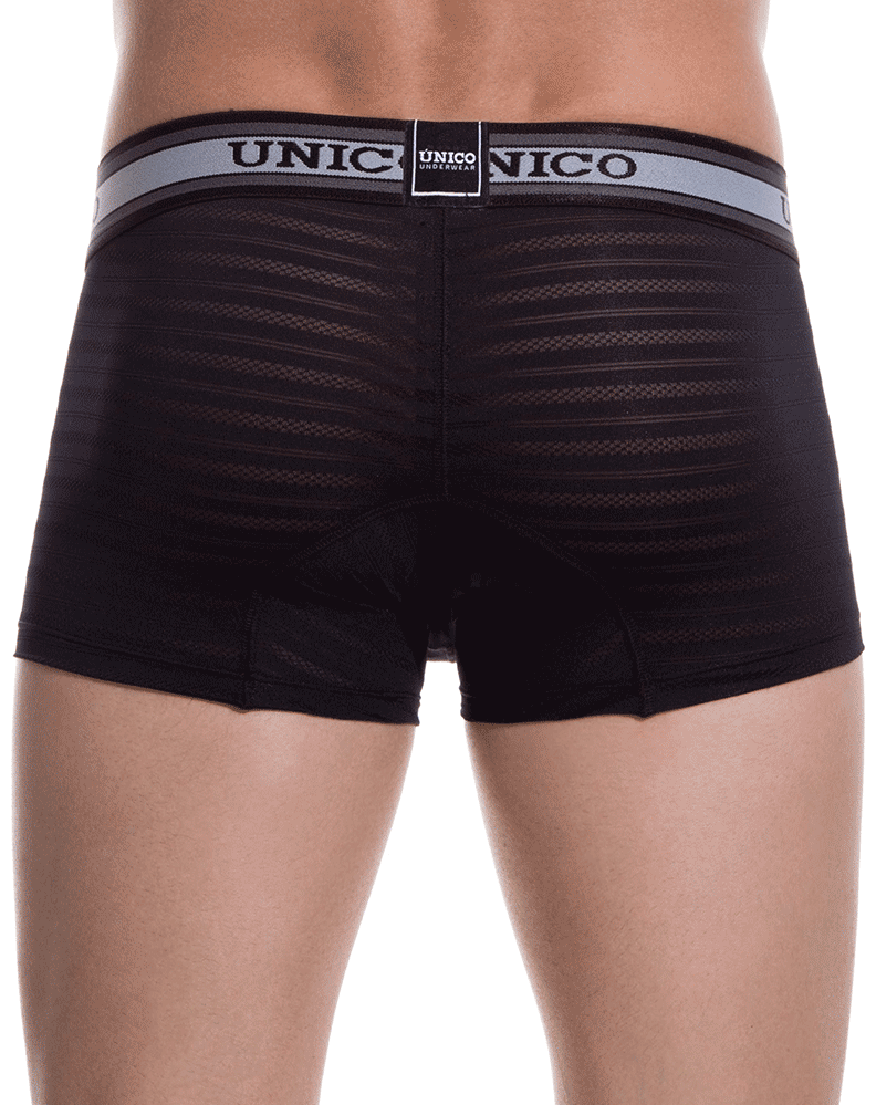 Unico 1801010014399 Boxer Briefs Bali Black