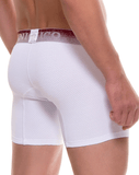 Unico 1740093600 Boxer Briefs Holidays White