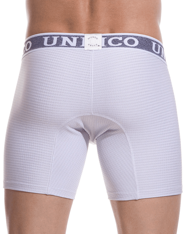 Unico 1801010022404 Boxer Briefs Yoga White