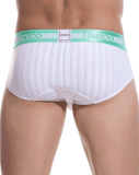 Unico 1801020113300 Briefs Breath White