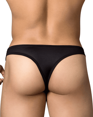 Candyman 99293 Dragon Thongs Black
