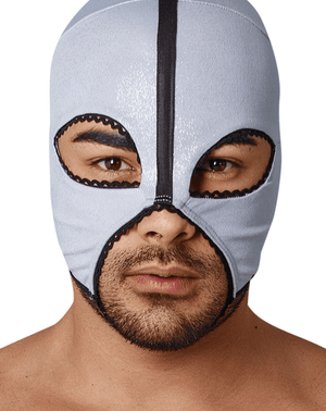 Candyman 99351 Wrestler Costume Outfit Gray