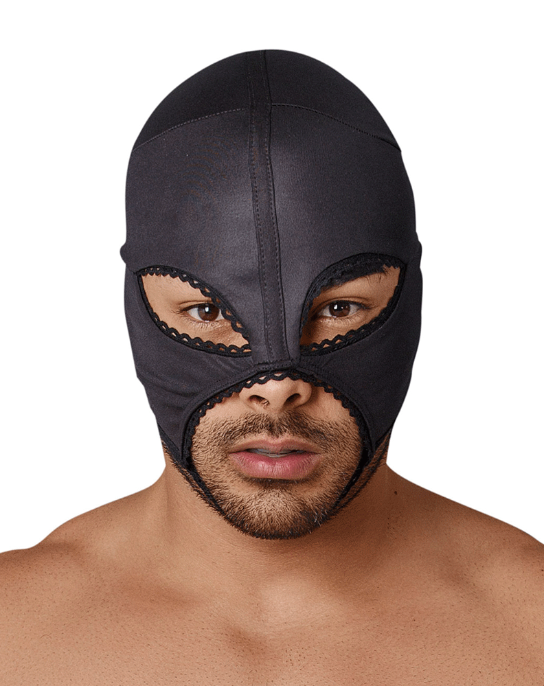 Candyman 99352 Wrestler Costume Outfit Black