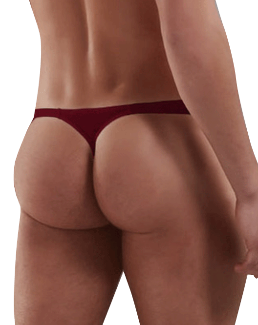 Doreanse 1280 Hang-loose Thong Modal Black