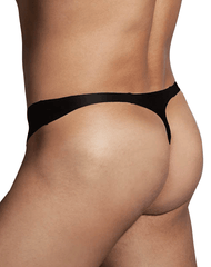 Doreanse 1280 Hang-loose Thong Modal Black - StevenEven.com