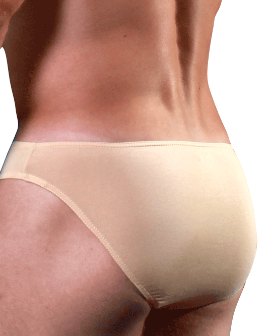 DOREANSE 1281 Hang Loose Bikini Brief Modal Tan - Steveneven.com
