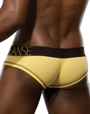 DOREANSE 1325 Dore Brief Modal Yellow - Steveneven.com