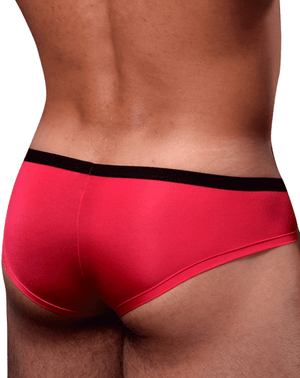 Doreanse 1377 Boost Cheeky Brief Microfiber Black