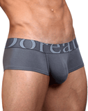 Doreanse 1779 Pouch Mini Trunk Modal Grey - StevenEven.com