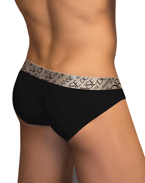 Doreanse 1788 Ferrara Pouch Brief Modal Black