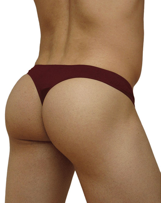 ERGOWEAR EW0210 FEEL Suave Thong Red - Steveneven.com