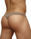 ERGOWEAR EW0213 FEEL Suave Thong Brown - Steveneven.com
