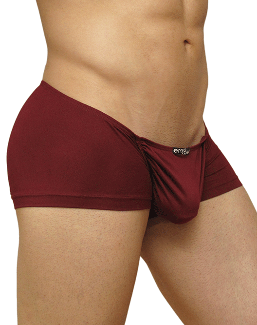 "ERGOWEAR EW0218 FEEL Suave Boxer/Trunk 5"" Red - Steveneven.com"