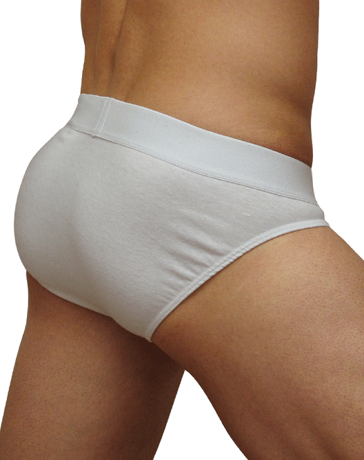ERGOWEAR EW0380 FEEL Classic Briefs White