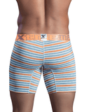XTREMEN 51399 Poly-Cotton Boxer Briefs Orange - Steveneven.com