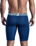 XTREMEN 51403 Sports Microfiber Boxer Briefs Blue - Steveneven.com