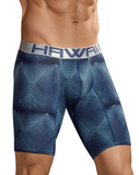 HAWAI 41626 Boxer Briefs Blue - Steveneven.com