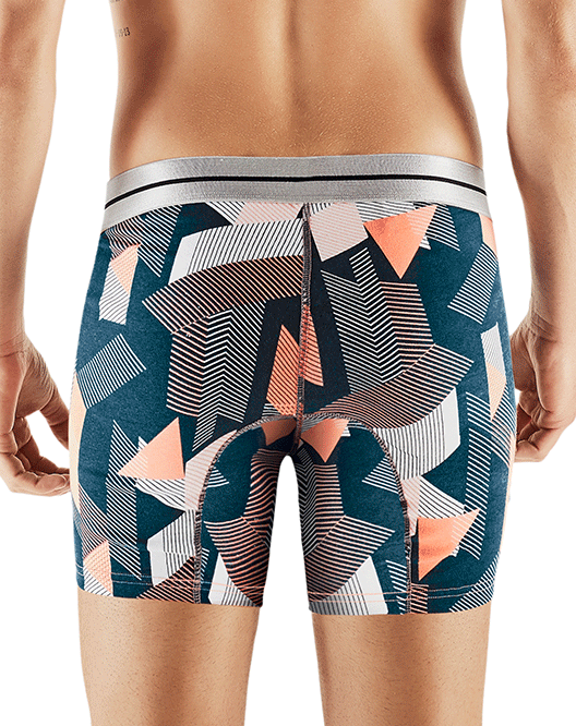 HAWAI 41702 Boxer Briefs Orange - Steveneven.com