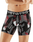 HAWAI 41702 Boxer Briefs Red - Steveneven.com