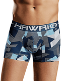 HAWAI 41705 Boxer Briefs Blue - Steveneven.com