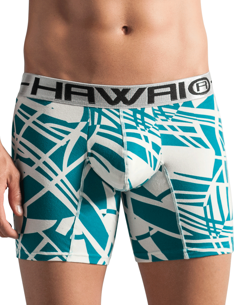 Hawai 41723 Boxer Briefs Green