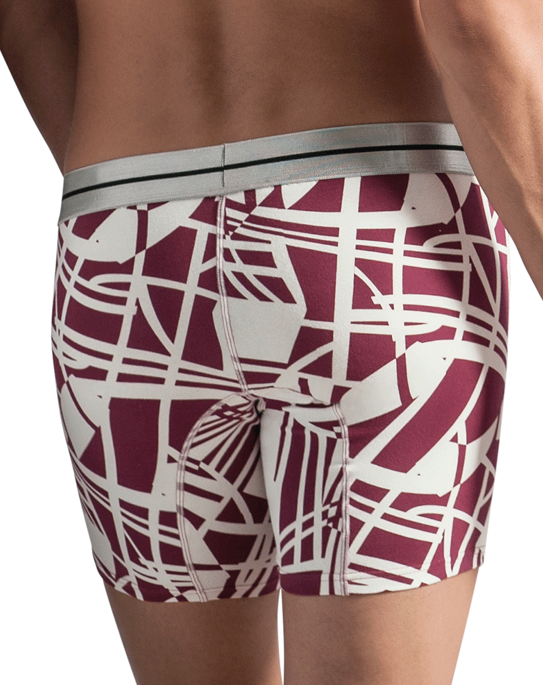 Hawai 41723 Boxer Briefs Red