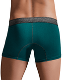 Hawai 41726 Boxer Briefs Green - StevenEven.com