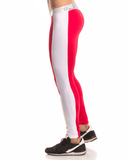 JOR 0220 Runner Long Pant Red - Steveneven.com