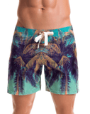 JOR 0429 Florida Swim Trunks Multi-colored - Steveneven.com
