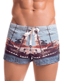 JOR 0432 Cartagena Swim Trunks Multi-colored - Steveneven.com