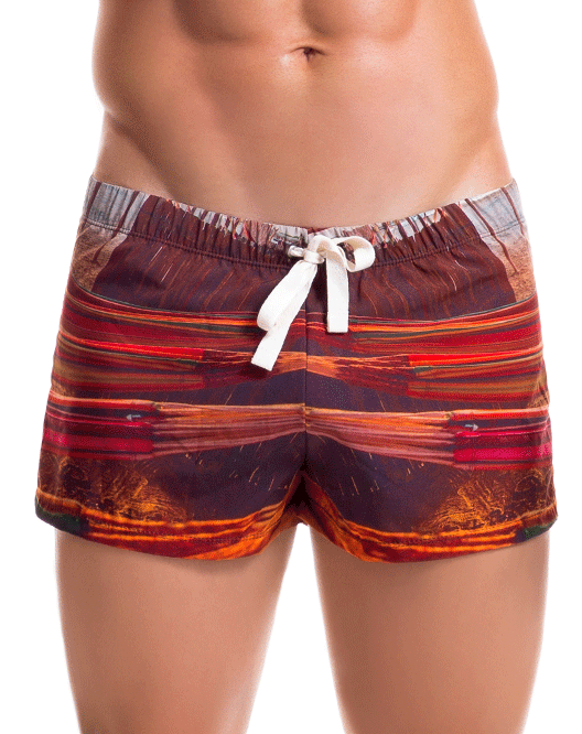 JOR 0434 Guajira Swim Trunks Multi-colored - Steveneven.com