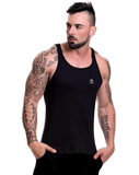 Jor 0452 Life Tank Top Black - StevenEven.com