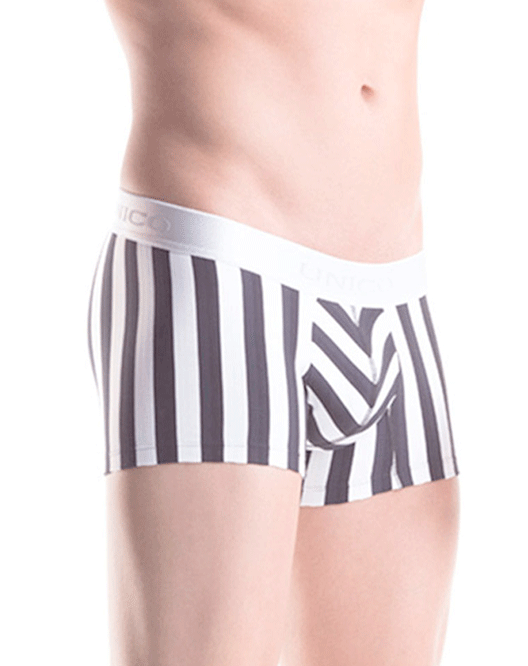 "MUNDO UNICO 1400080152 Boxer/Trunk Cotton/Nylon Filtro 7"" - Steveneven.com"
