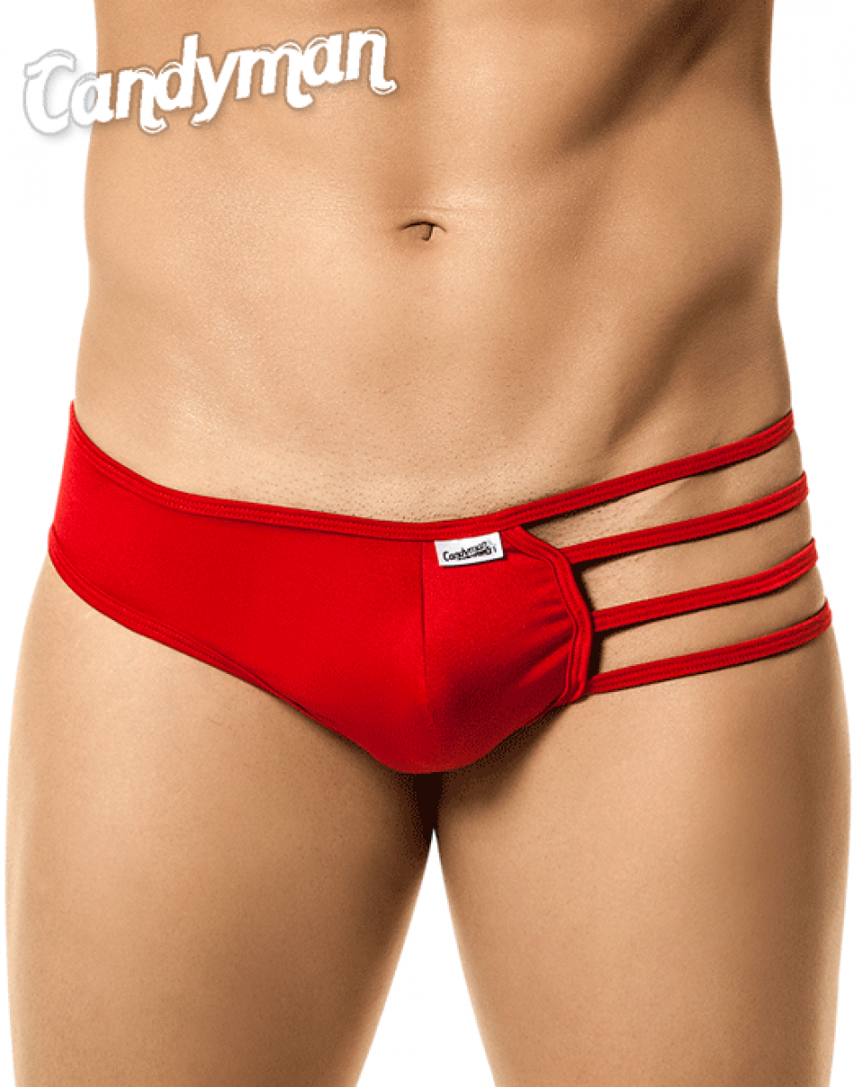 CANDYMAN 99092 Thong Red