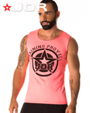 JOR 0225 Training Tank Top Salmon - Steveneven.com