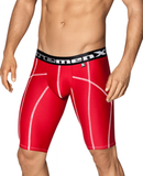XTREMEN 51339 Sports Boxer with decorative Stitching Red - Steveneven.com