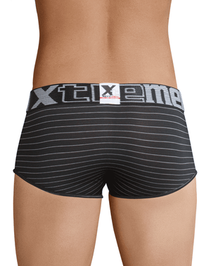 Xtremen 41310 Stripes Briefs Black
