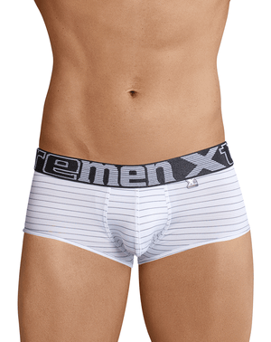 Xtremen 41310 Stripes Briefs White