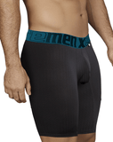 Xtremen 51436 Sports Boxer Briefs Black