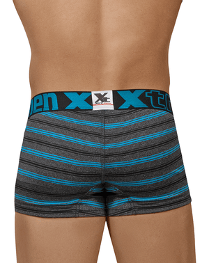 Xtremen 51453c Stripes Trunk Turquoise