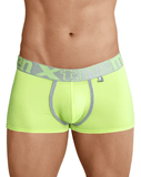 Xtremen 91028 Piping Boxer Briefs Green